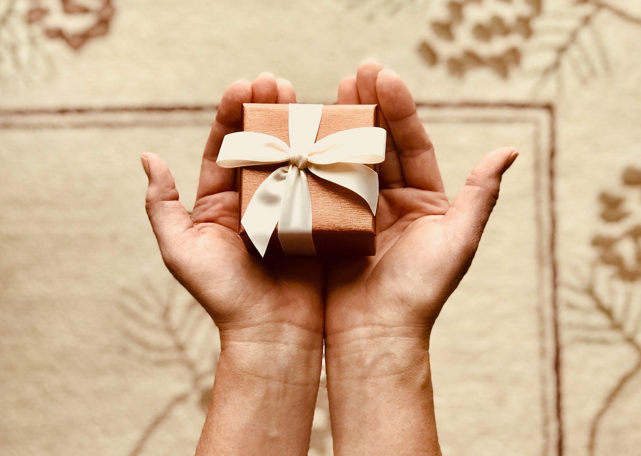 Hvad er en 'Wedding Favor' og hvad kan man give sine gæster?